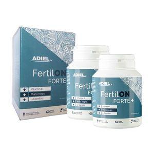 ADIEL Dvojbalenie FertilON forte plus – Vitamíny pre mužov 2x60 kapsúl vyobraziť