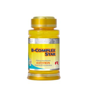 B-Complex Star STARLIFE 60 tabliet vyobraziť