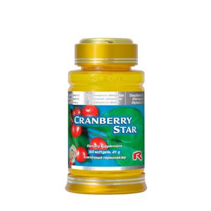 Cranberry Star 60 tabliet vyobraziť