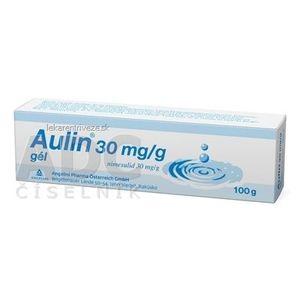 Aulin 30 mg/g gél gél (tuba Al) 1x100 g vyobraziť