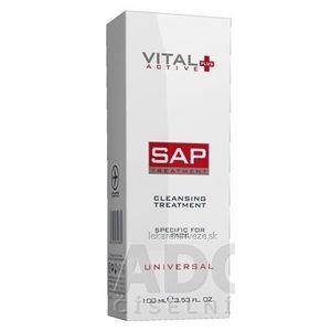 VITAL PLUS ACTIVE SAP (hydratačný čistiaci prípravok na tvár) 1x100 ml vyobraziť