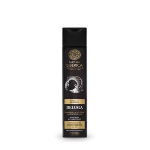 Natura Siberica Men šampón proti vypadávaniu vlasov a pre podporu ich rastu (Beluga) 250 ml vyobraziť