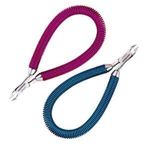 Tweezerman Spiral Spring Cuticle Nipper špirálové klieštiky na nechtovú kožtičku vyobraziť