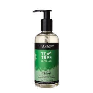 Tisserand Tea Tree & Aloe Vera čistiací gel na celé telo, 250 ml vyobraziť