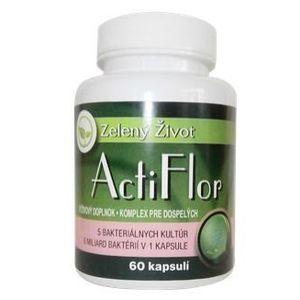 ActiFlor probiotiká a prebiotiká 60 vyobraziť