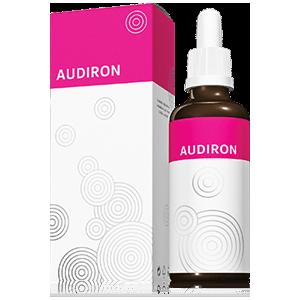 Audiron - zápal stredného ucha vyobraziť