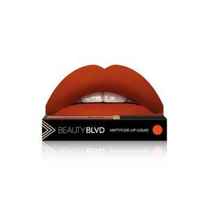 Beauty Boulevard Rúž Mattitude Lip Liquid - Rapid Fire vyobraziť