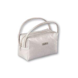 Top Choice Kozmetická taška DOTS - SILVER 97652 vyobraziť