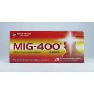 MIG 400 tbl.flm.30 x 400mg vyobraziť