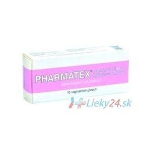 Pharmatex vaginálne kapsuly 10 cps vyobraziť
