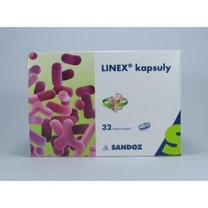 Linex 32 kapsúl vyobraziť