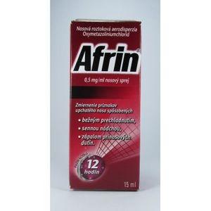 Afrin nosový sprej 15 ml vyobraziť