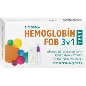 Biogema Hemoglobín FOB test 3v1 vyobraziť