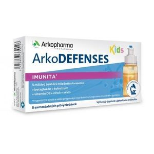 S&D Pharma Arko Defenses Kids 5 dávok vyobraziť