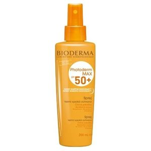 Bioderma Photoderm Max Bio spray SPF50+ 200 ml vyobraziť