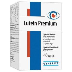 Generica Lutein Premium 60 cps vyobraziť