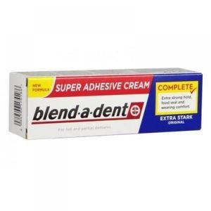 Blend-a-dent Extra Stark Original complete fixačný krém 70 g vyobraziť