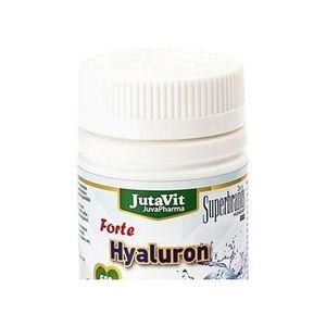 JutaVit Hyaluron Forte 45 tbl vyobraziť