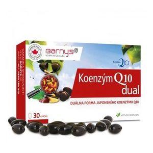 Barnys Koenzým Q10 dual 60 mg 30 cps vyobraziť