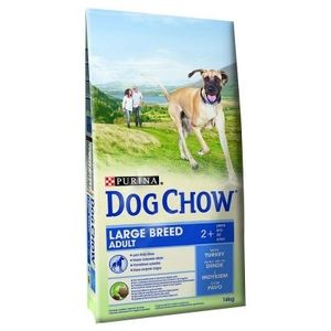 Purina Dog Chow Adult Large Breed Turkey 14 kg vyobraziť
