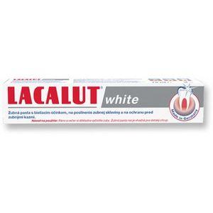 Lacalut white zubná pasta 75 ml - Naturprodukt, spol. s.r.o. vyobraziť