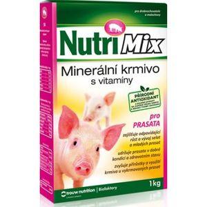 Nutrimix pre ošípané 1 kg - Trouw Nutrition Biofaktory s.r.o. - T03655 vyobraziť
