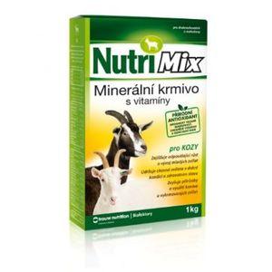 Nutrimix pre kozy 1 kg - Trouw Nutrition Biofaktory s.r.o. - vyobraziť