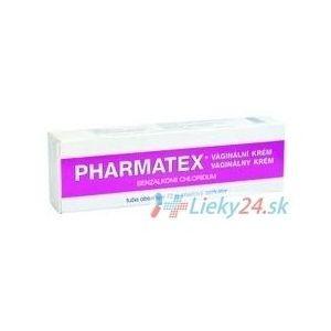 Pharmatex vaginálny krém 72 g vyobraziť