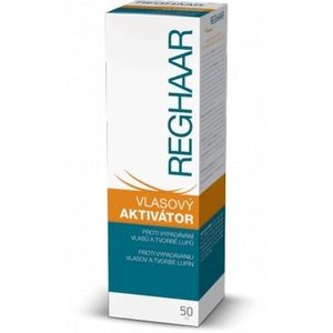 Walmark Reghaar vlasový aktivátor 50 ml vyobraziť