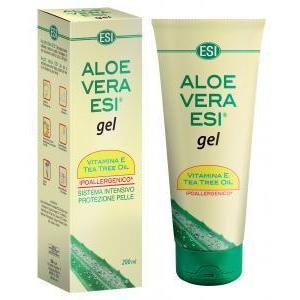 Aloe gél + vitamín E + čajovník - 200ml vyobraziť
