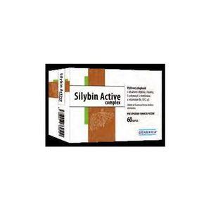 Generica Silybin Active complex 60 cps vyobraziť
