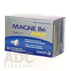 MAGNE B6 FORTE tbl 1x50 ks vyobraziť
