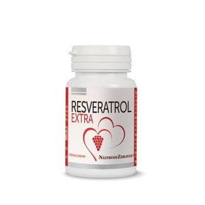 Blue Step Resveratrol extra 30 cps vyobraziť