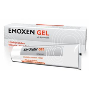 Emoxen gél 100 g vyobraziť