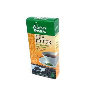 Filtre na sypaný čaj - nechlórované Agatha´s Bester 100 ks vyobraziť