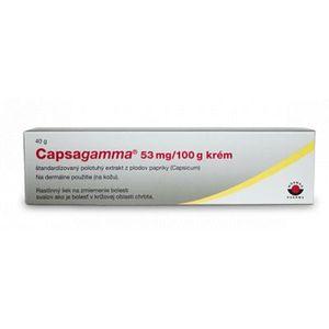 Capsagamma crm 40g vyobraziť