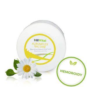 HillVital | Aurumflex balzam na hemoroidy 50 ml vyobraziť