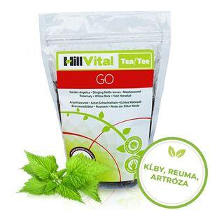 HillVital | Čaj Go – na kĺby, reumu, artrózu 150 g vyobraziť