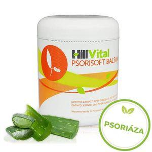 HillVital | Psorisoft - krém na psoriázu 250 ml vyobraziť