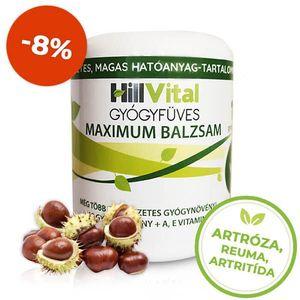 HillVital | Maximum balzam na artrózu a reumu 250 ml vyobraziť
