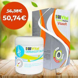 Hillvital | Balíček STOP kožným chorobám 500g vyobraziť