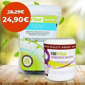HillVital | Balíček na opuchnuté nohy 400g vyobraziť