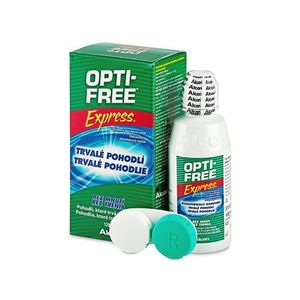 Roztok OPTI-FREE Express 120 ml s puzdrom vyobraziť