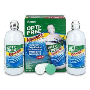 Roztok OPTI-FREE RepleniSH 2 x 300 ml vyobraziť