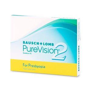 1d1fe423f PureVision® 2 HD™ for Presbyopia multifokálne kontaktné šošovky, 6 ...