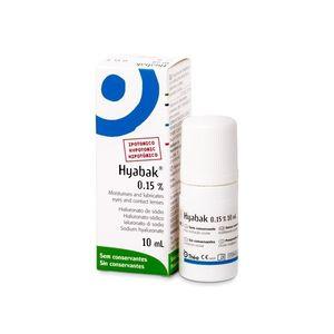 Očné kvapky Hyabak 10 ml vyobraziť