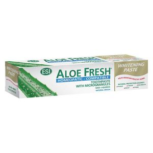 AloeFresh HOMEOPATIC - zubná pasta vyobraziť