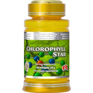 Chlorophyll star - chlorofyl vyobraziť