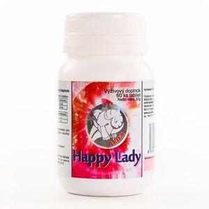 Happy lady - menopauza vyobraziť