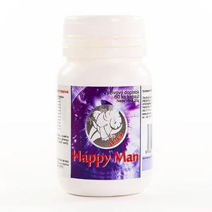 Happy man - prostata vyobraziť